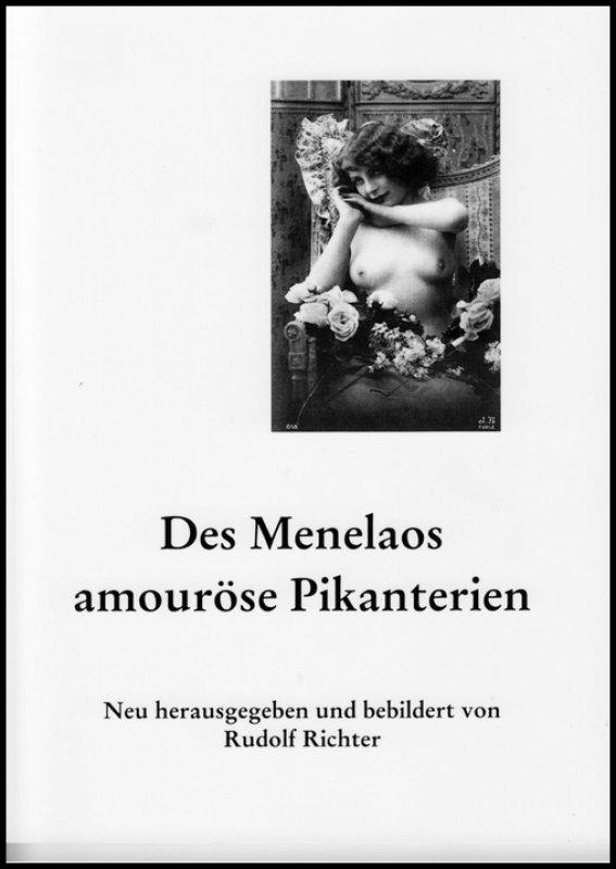Des Menelaos amouröse Pikanterien